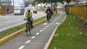 vélo lima pérou